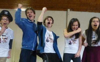 Short teacher training courses for drama students