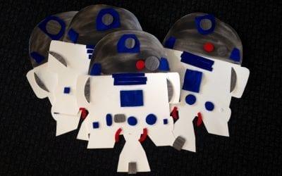 R2 D2 craft game