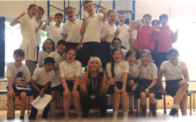 1 week until Year 6 Show at Nympsfield!!