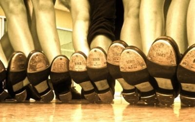 Children's beginners tap dance course starting this November in Stroud