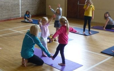 Drama, yoga, dance & craft autumn courses for ages 3-11 in Minchinhampton