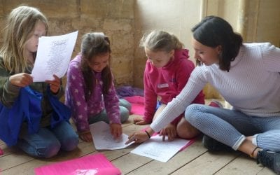 Dance/drama teacher in Stroud – Children's parties, holiday clubs, dance clubs!