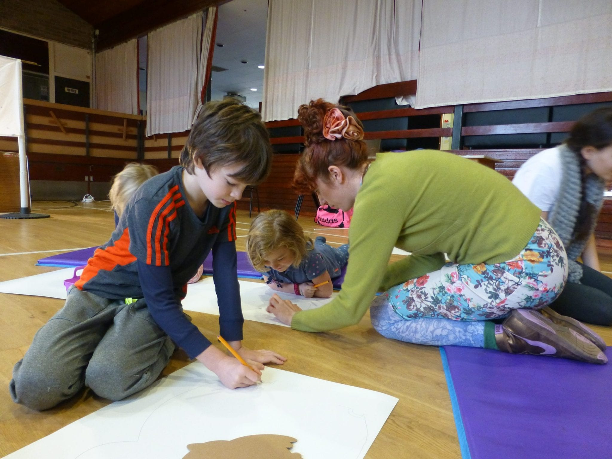 Shadow Puppetry craft