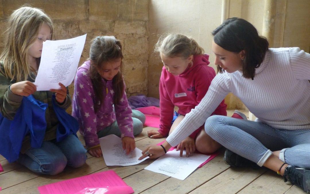 Dance/drama teacher in Stroud – Children's parties, holiday clubs, dance clubs!