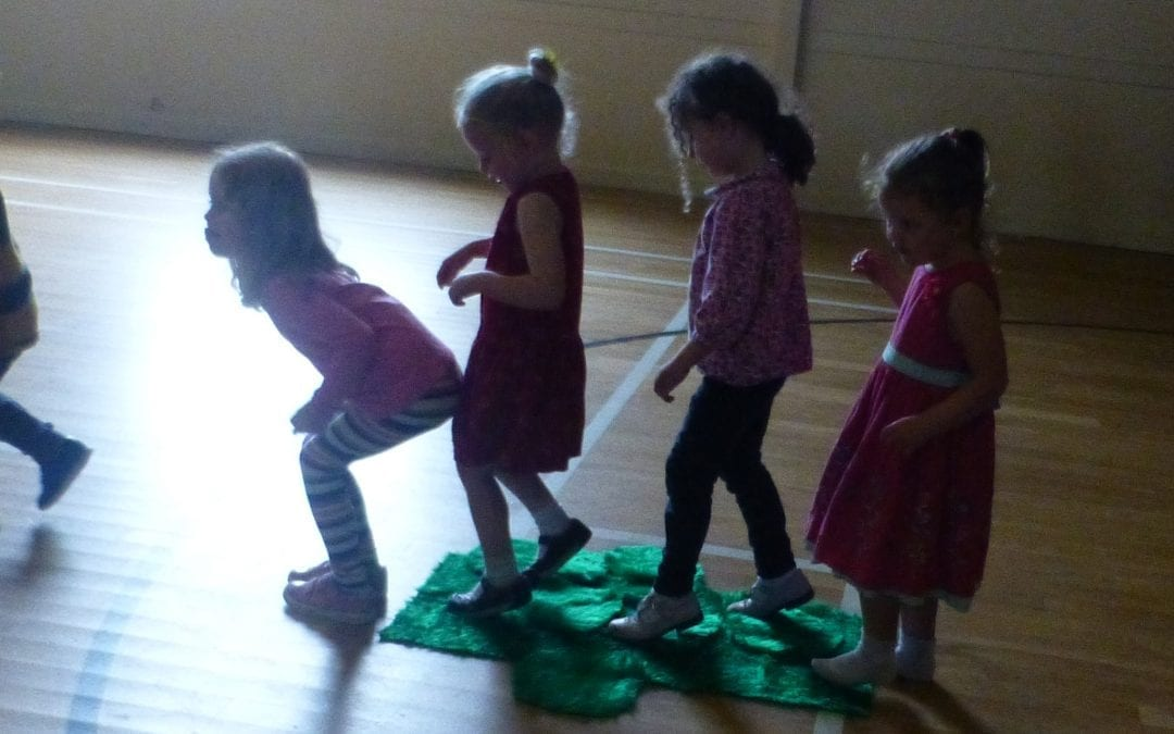 Pre-school drama and craft course in Stroud this November