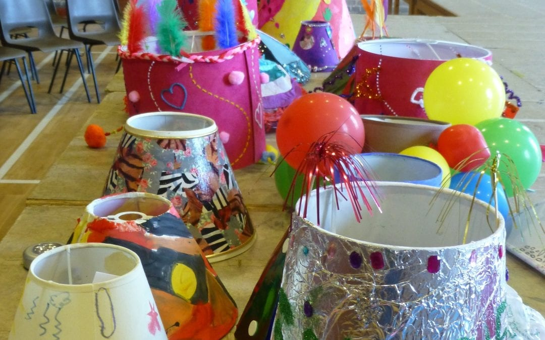 Active, creative, unique days at Stroud Kids Holiday Club!