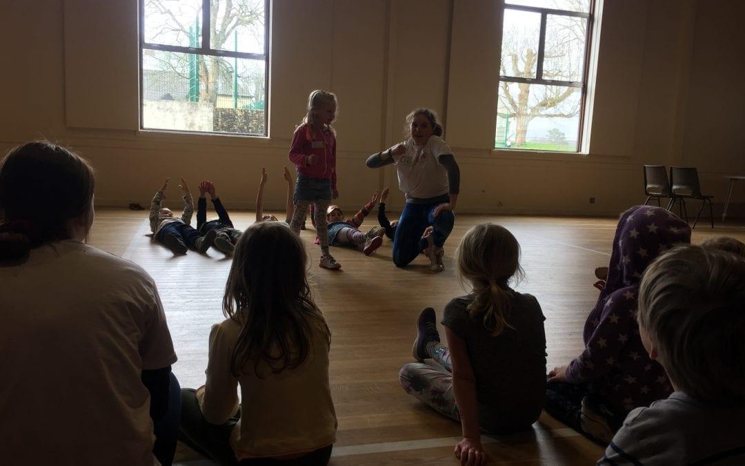 35 kids, 6 Dazzle Leaders, 1 week in a sleepy Cotswold Town!
