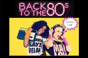 Back to the 80's dance afternoon at Cirendanceclub!