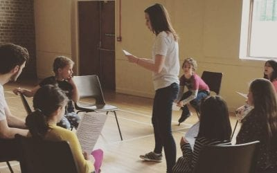 Drop in weekend drama club in Stroud!