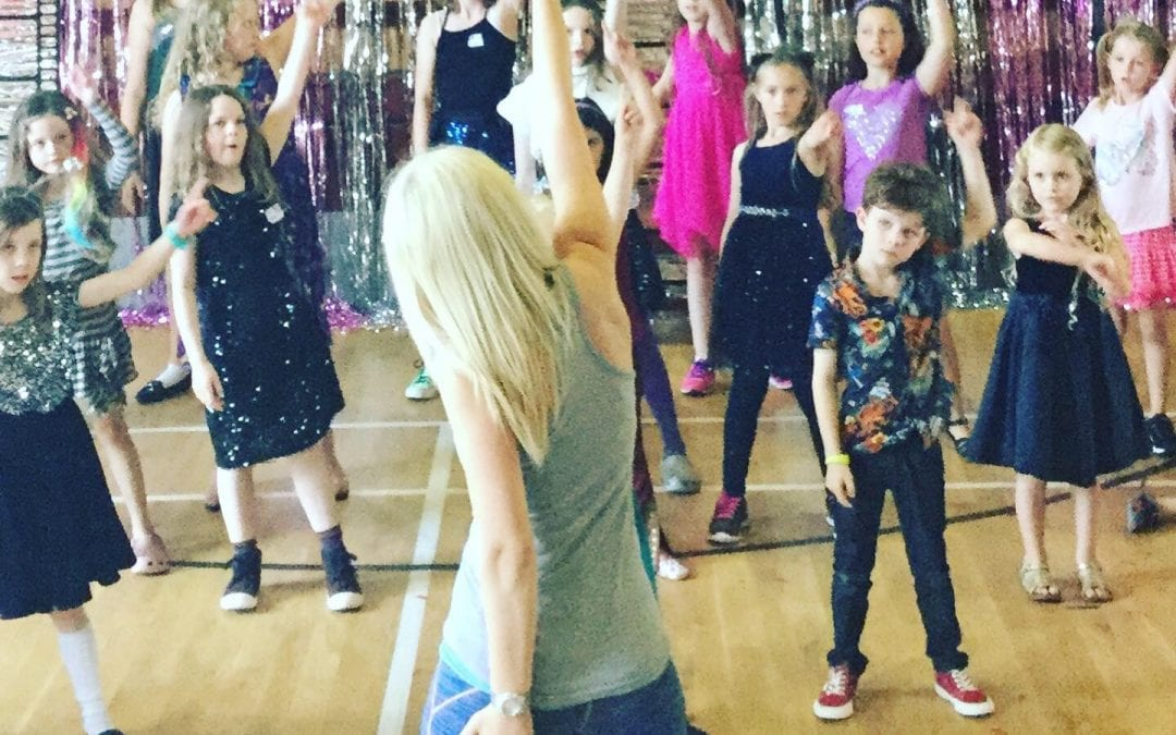 Kids Musical Theatre days in Stroud this October half term