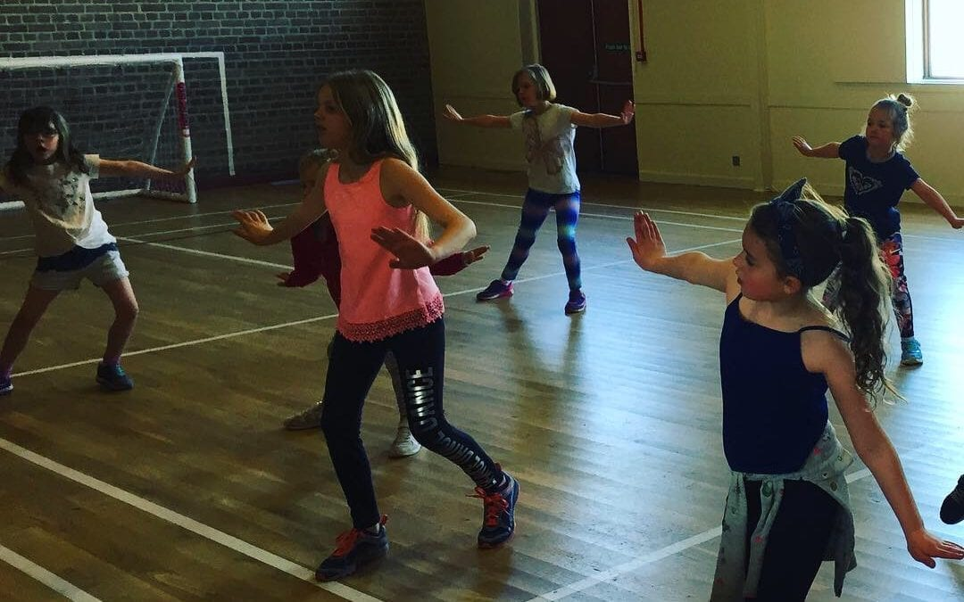 YAY!! EXTRA Kids Dazzle Dance Club announced