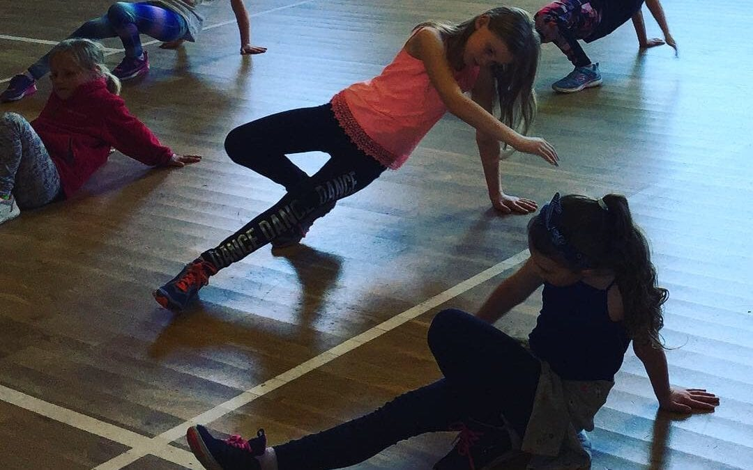 Winter street dance & strictly kids dance clubs in Stroud
