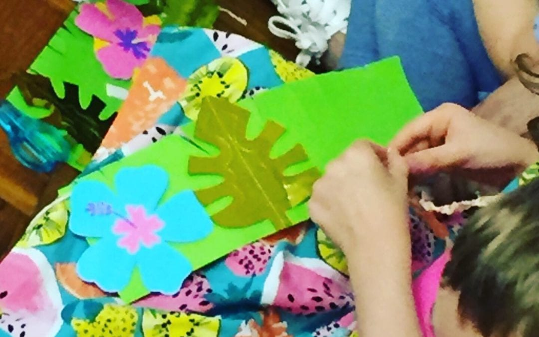 Creative kids parties in Stroud area … few dates available up to Christmas!