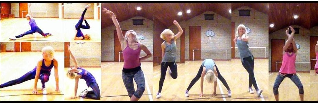 'La La Land' ladies dance class in Stroud!