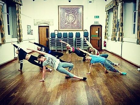 Weekly kids Street dance classes in Stroud with FMC Arts Academy