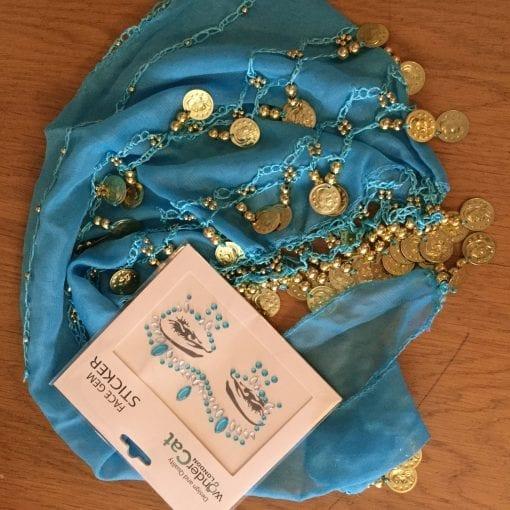 Aladdin Small Activity Pack