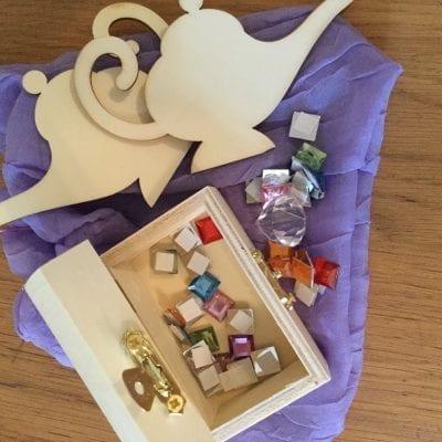 Aladdin Activity Pack