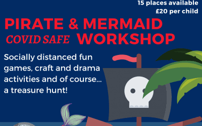 Pirates & Mermaids themed weekend workshop