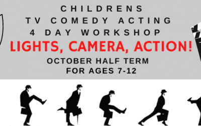 Childrens Comedy Drama 4 day Workshop this October