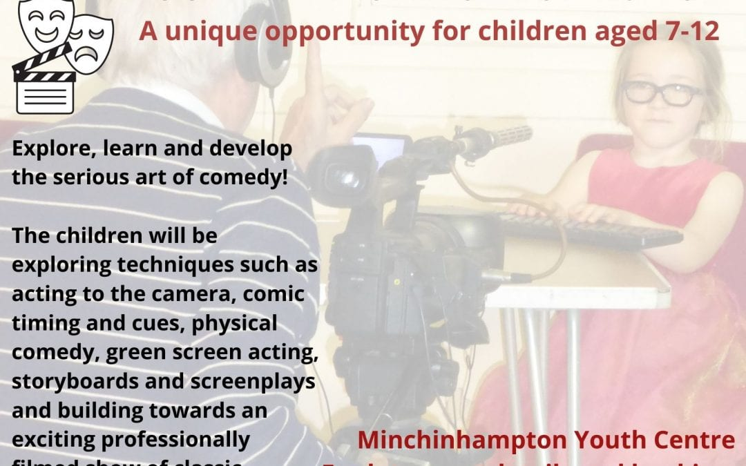 Stroud Children's TV Drama Workshop October half term