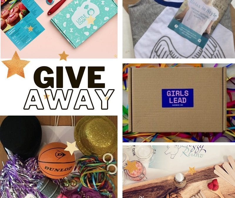 Kids Instagram Giveaway!