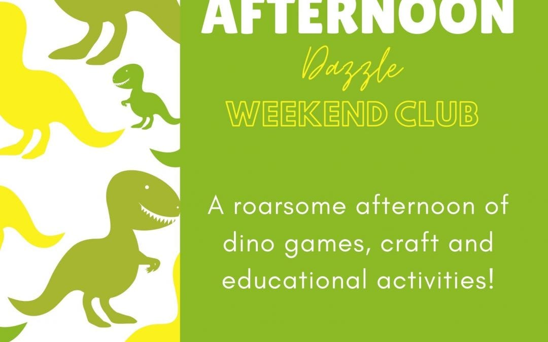 Roarsome childrens dinosaur workshop!