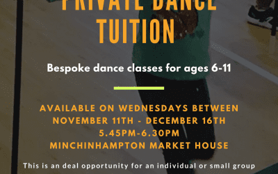 Private dance classes near Stroud