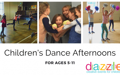Summer holiday kids dance afternoons Stroud!